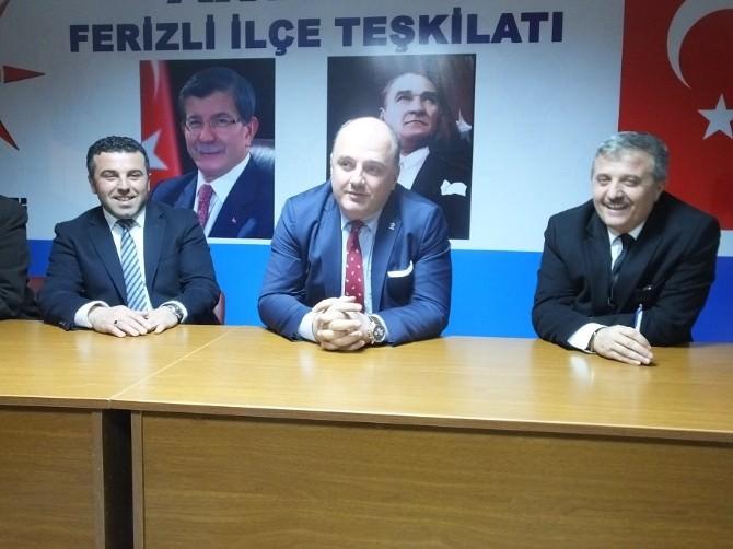 """Milletvekili Aday Adayı Saraç: """"Biz Hizmet İçin Yola Çıktık"""""""