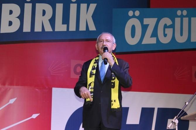 Kılıçdaroğlu: Bize Sadece 4 Yıl Verin. 4 Yılda Türkiye'yi Uçuracağım