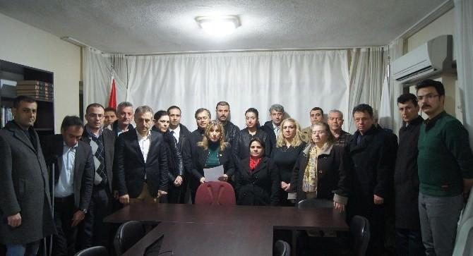 Aydın Türkav, Kıbrıs'taki Türk Şehitlerini Andı