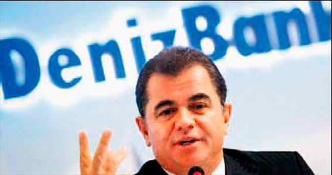 Denizbank'ın 2014 yılı net kârı 939 milyon lira