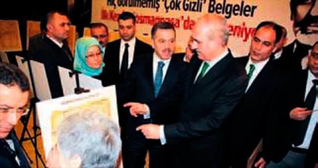 Kurtulmuş 'Mehmet Akif' sergisini açtı