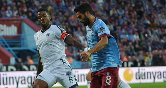 Kasımpaşa - Trabzonspor 12. kez...