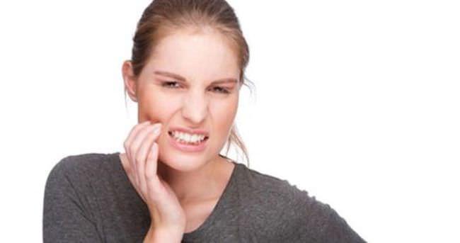 Stres dişleri bile çürütüyor