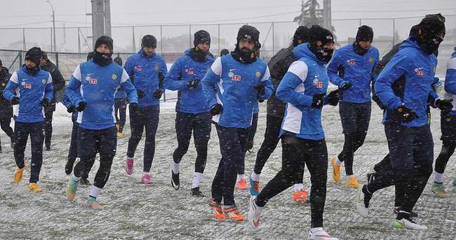 Eskişehirspor'da 2 eksik