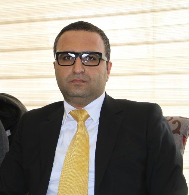 AK Parti Van Milletvekili Aday Adayı Ahmet Fidan Basınla Bir Araya Geldi