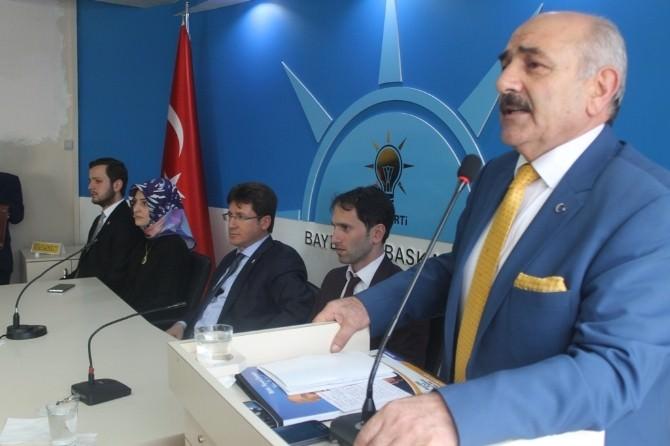 Ünsal Kıraç, Bayburt AK Parti'den Aday Adayı
