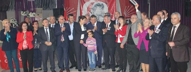 CHP Manisa Milletvekili Aday Adaylarını Alaşehir'de Tanıttı