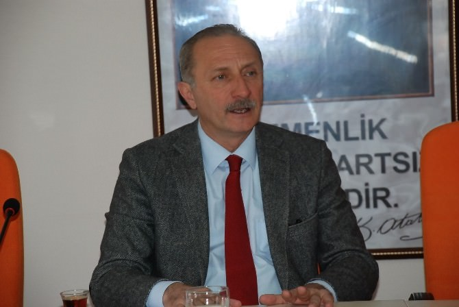 Başkan Atabay, Yalıköy Mahallesi İçin Çalışmalara Başladı