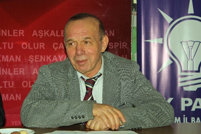 Erzurum'da AK Parti'ye Rekor Aday Adayı Başvurusu