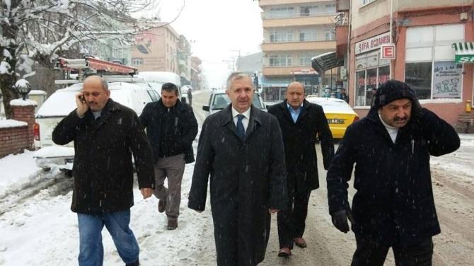 Milletvekili Aday Adayı Mehmet Sönmezoğlu, İlçe İlçe Geziyor