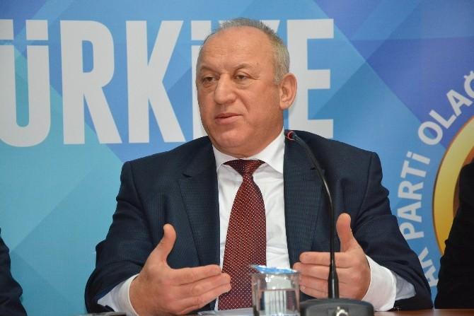 Yılmazyıldız, Balıkesir AK Parti'den Aday Oldu