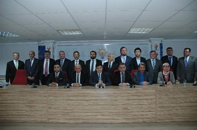 Karaman'da 13 Kişi AK Parti'den Aday Adaylığı İçin Başvurdu