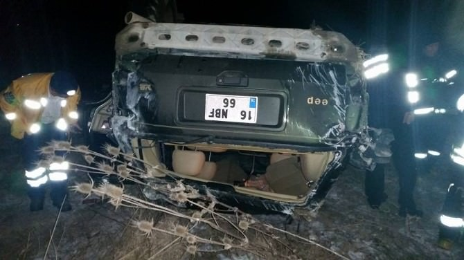 Kütahya'da Zincirleme Trafik Kazası: 18 Yaralı