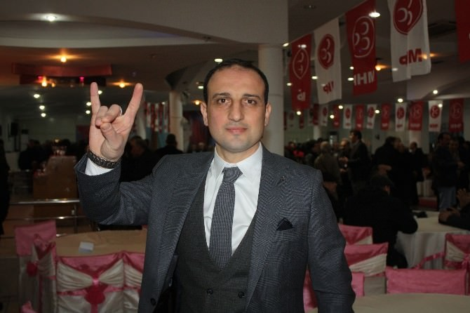 (Düzeltme) Samsun MHP'de Süslü Dönemi