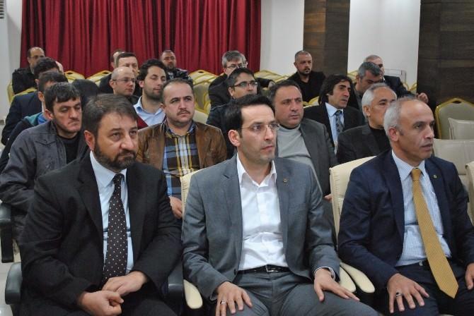 MÜSİAD Antalya, BAKA Destek Programları Hakkında Bilgi Aldı