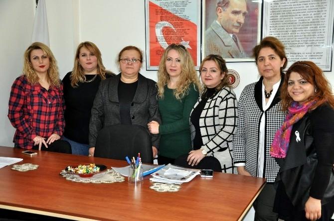 Türk Kadınlar Birliği Nevşehir Şubesi Genel Kurulunu Yaptı