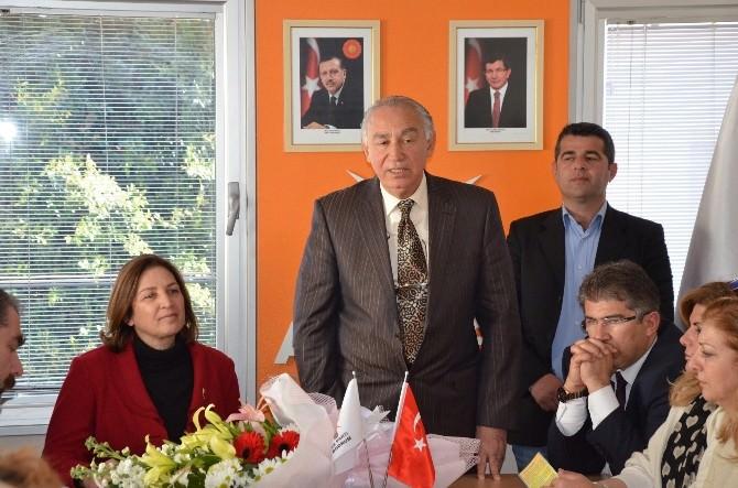 Yavuz Demir, AK Partiden Aday Adayı Olduğunu Açıkladı