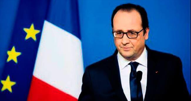 Hollande: 300 nükleer füzemiz var
