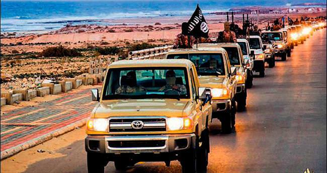 Kimyasallar IŞİD'in elinde