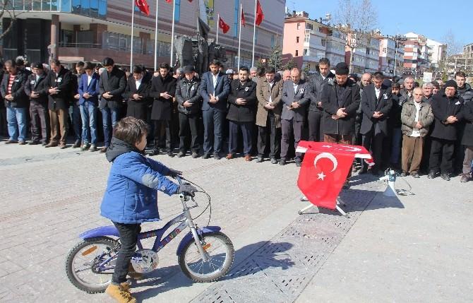 Safranbolu'da Fırat Yılmaz Çakıroğlu Eylemi