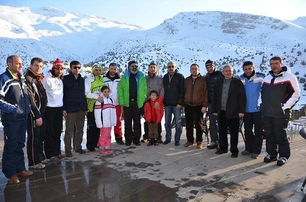 Ergan Dağı Ulusal Ve Uluslararası Yarışmalara Açılıyor