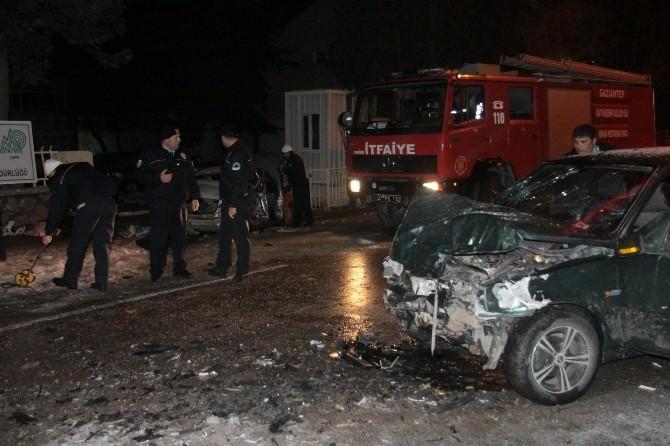 Buzlanma Facia Getirdi: 3 Ölü, 5 Yaralı