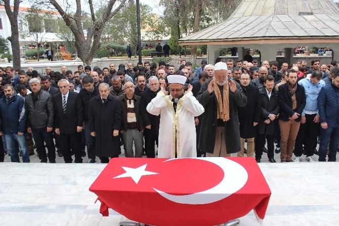 Aydın'da Fırat Yılmaz Çakıroğlu İçin Gıyabi Cenaze Namazı Kılındı