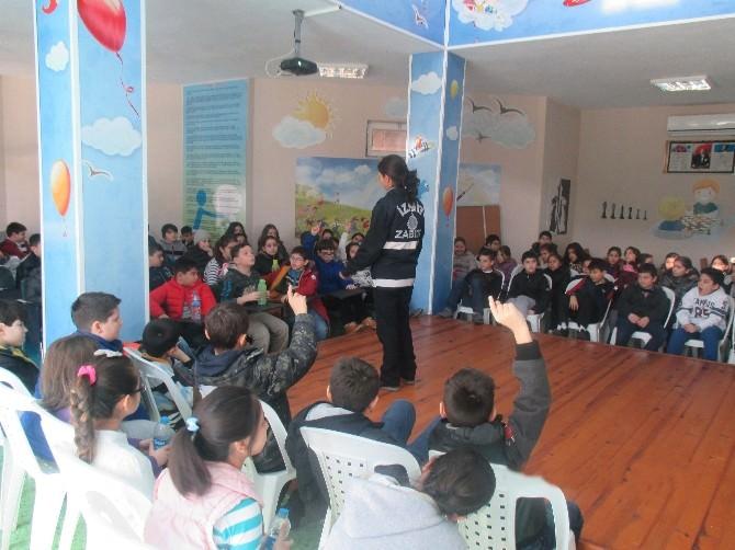 Zabıta'dan Öğrencilere Bilinçli Tüketici Eğitimi