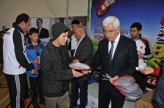 Badminton 19 Yaş Balkan Şampiyonası Sona Erdi