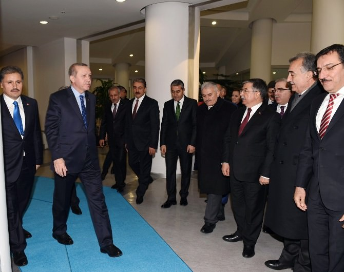 Çakır: Cumhurbaşkanı Erdoğan İle Malatya'nın Sorunlarını Konuştuk