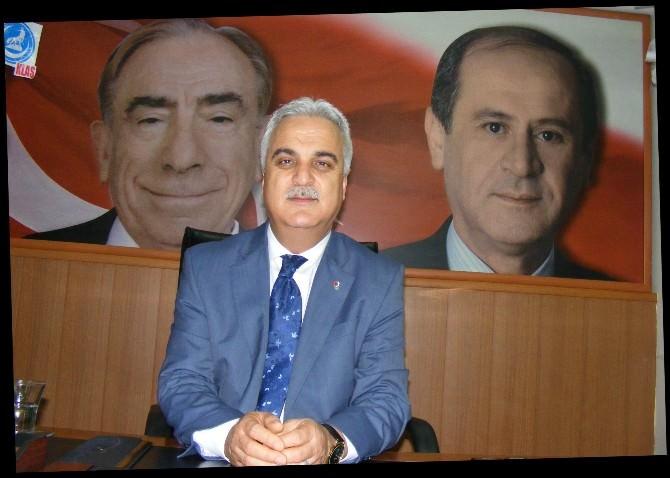 MHP Adana İl Başkanı Yusuf Baş'tan Metro Çıkışı