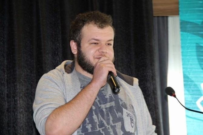 Mustafa Bozbey, Uludağ Üniversitesi Toplulukları İle Buluştu