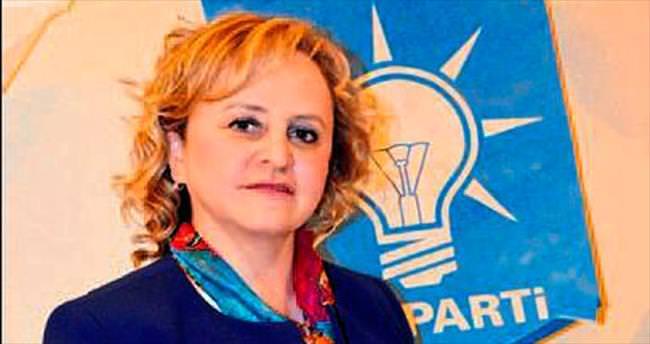 Yörük kızı Akıncı AK Parti'yi seçti