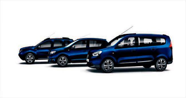 Dacia'nın 10 yılına özel versiyon