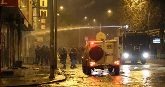 Erzurum'da Fırat Yılmaz Çakıroğlu gerginliği