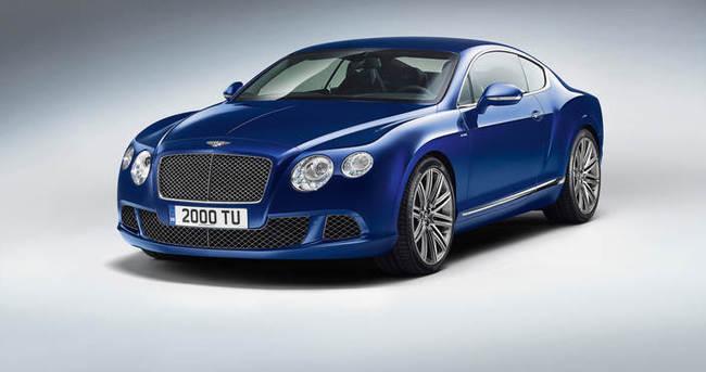 Bentley'in özellikleri değişti