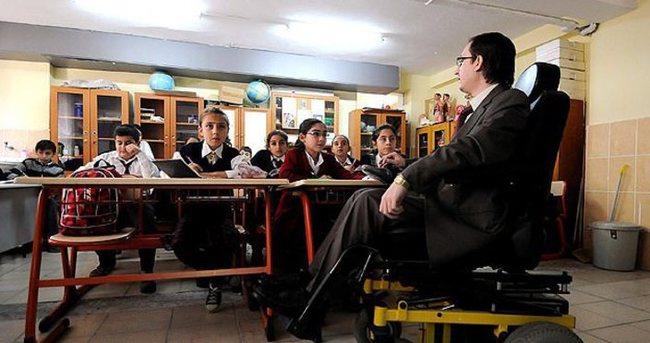 Engelli öğretmen kadrosu için başvurular yarın sona erecek