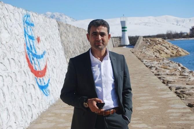 AK Parti Van Milletvekili Aday Adayı Şahin;