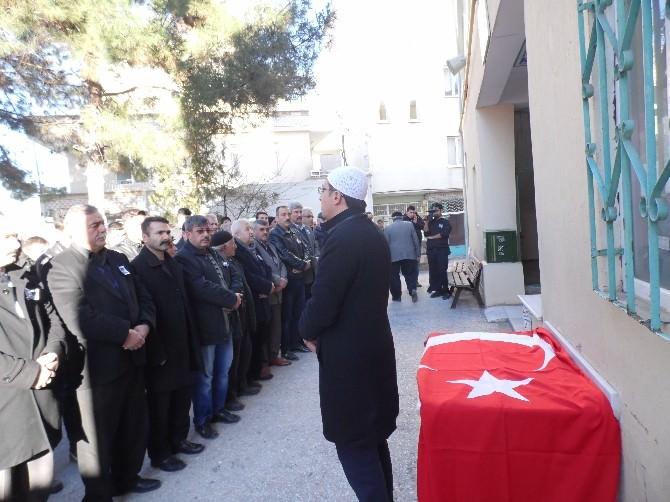 Gölbaşı Ülkü Ocakları Gıyabi Cenaze Namazı Kıldı