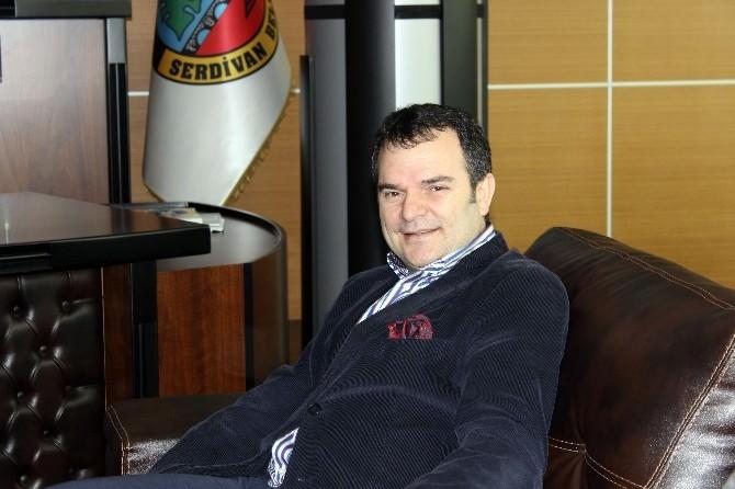 AK Parti Milletvekili Aday Adayı Kemal Öztürk'ten, Başkan Alemdar'a Ziyaret