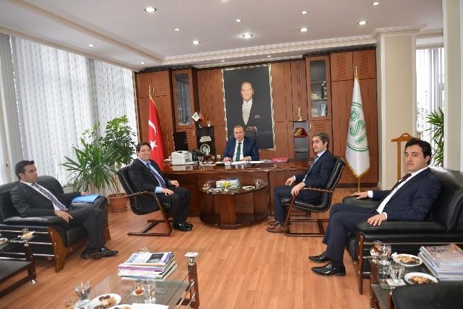 Başkan Yazgı Konya'da