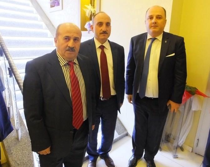 Cihan Saraç Milletvekili Aday Adayı Tanıtım Yemeğine Katıldı