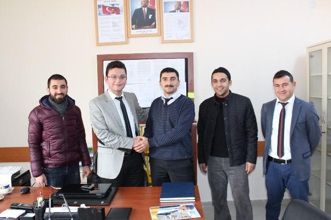 Eğitim Bir-sen'den Atalay'a Ziyaret