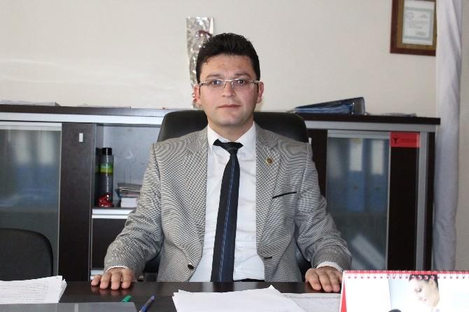 Eğitim Bir-sen Sason Şube Başkanlığı'na Altun Getirildi