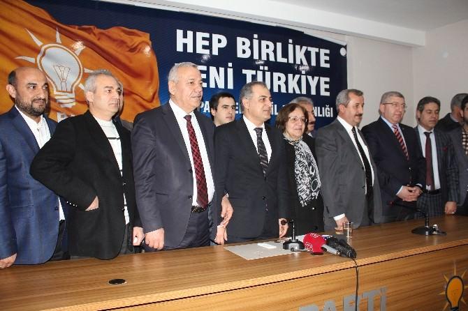 Metin Bulut AK Parti'den Elazığ Milletvekili Aday Adaylığını Açıkladı
