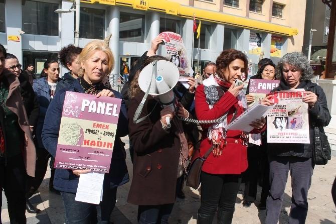 """""""Kadına Şiddet"""" Paneli Düzenlenecek"""