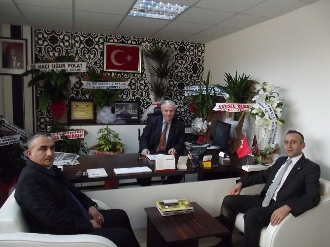 Tarsim'den BİK Malatya Şube Müdürlüğü'ne Ziyaret