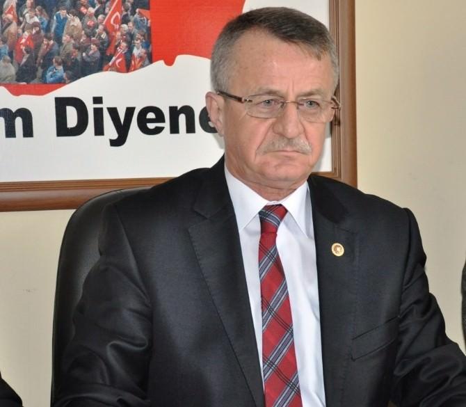 MHP Tekirdağ Milletvekili Bülent Belen: Türk Milleti Var Olduğundan Beri Vatan Toprağını Savaşmadan Terk Etmemiştir