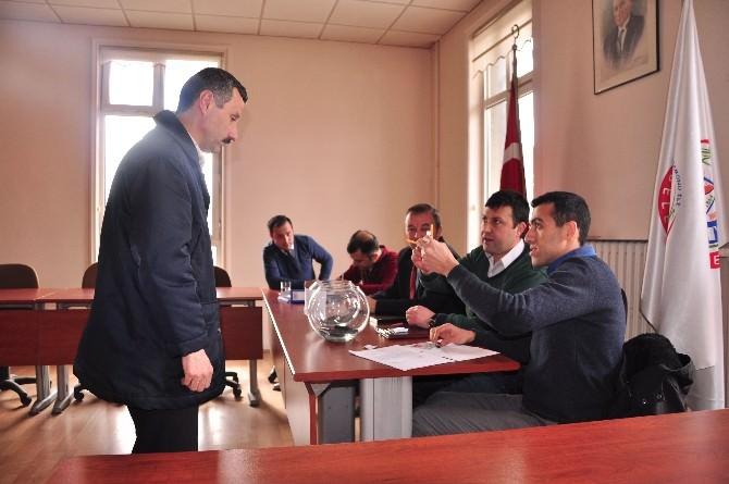 Tosya'da İŞKUR Kuraları Çekildi