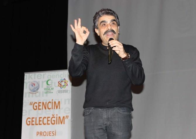"""Öğrenciler Şaban Kızıldağ İle """"Mazeret Yok"""" Dedi"""
